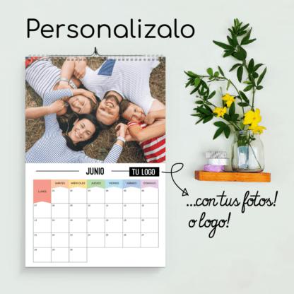 Almanaque-Calendario-Pared-A4-Personalizado-con-fotos-Alestra-Ediciones