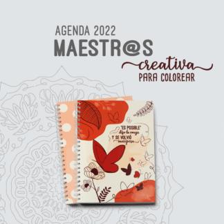 Agenda-2022-Docente-Maestro-Mediana-Creativa-Alestra-Ediciones