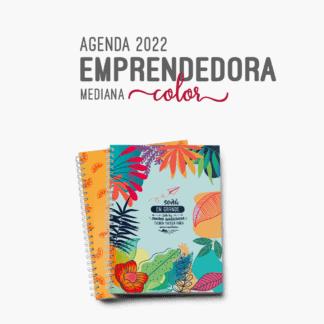 Agenda-2022-Emprendedora-Agenda-Emprendedora-Mediana-Color-Alestra-Ediciones