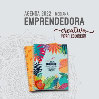 Agenda-2022-Emprendedora-Agenda-Emprendedora-Mediana-Creativa-Alestra-Ediciones