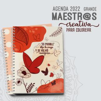 Agenda-Docente-2022-Maestro-GRANDE-A4-Creativa-Alestra-Ediciones